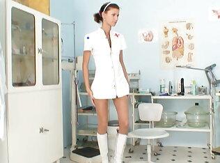 Hairy pussy nurse