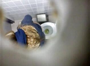 toilet spy cam at school