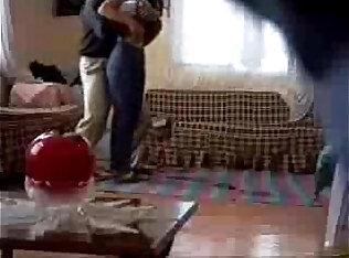 Turkish porn video with a fun twist to it