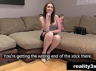 Big Tits Aussie Yasmin Scott Fucks Agent In Casting